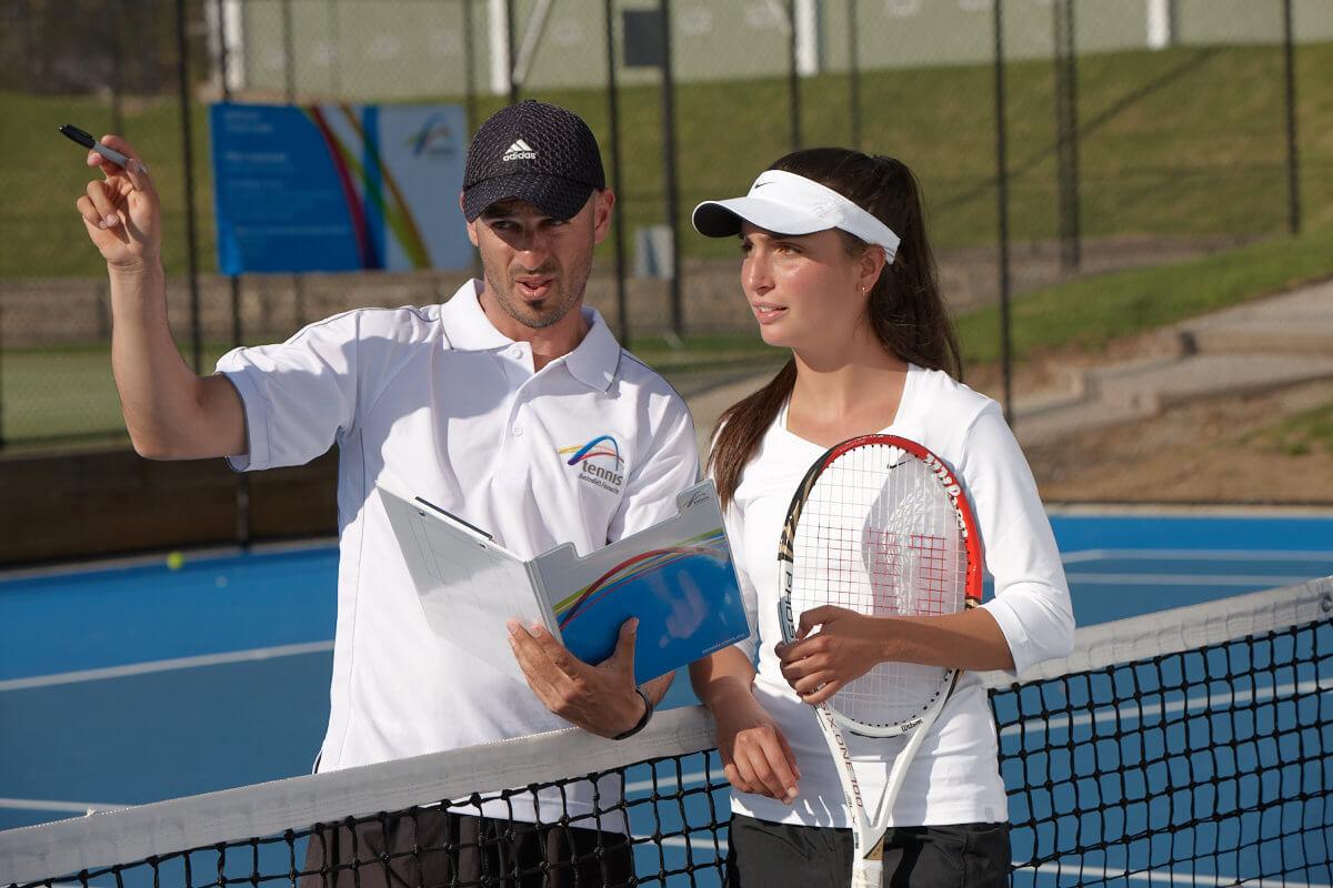 tennis coaching jobs careers