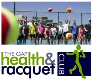 the gap tennis lessons HOLIDAY CAMP